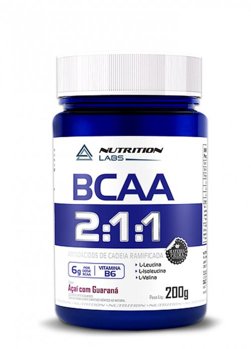 BCAA Puro  6g/ dose  (200g) - Nutrition