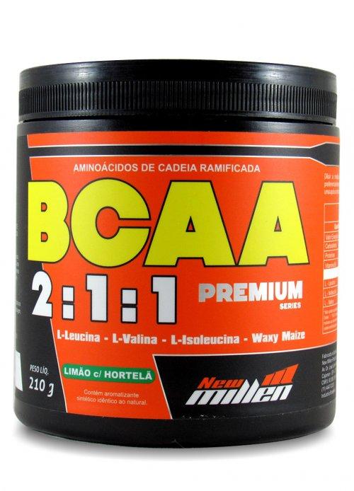 BCAA em Pó 210g Premium Series
