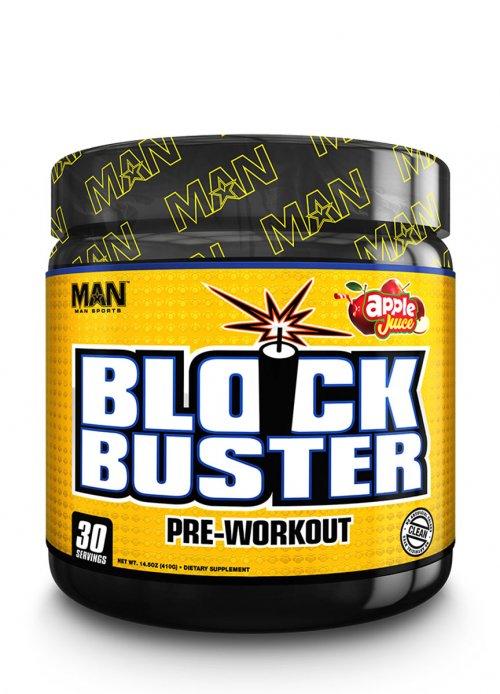 Blockbuster – 30 Servings  Man Sports