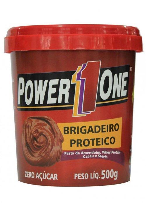 Brigadeiro Protéico 500g - Power One