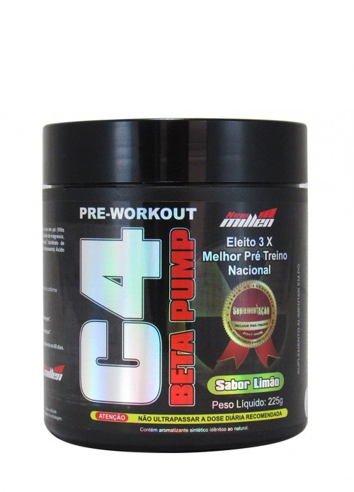 C4 Beta Pump  Pre Workout 225g