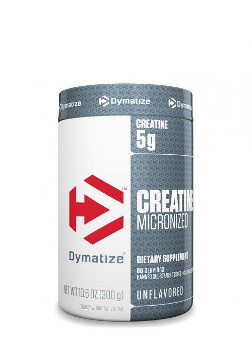 Dymatize Nutrtion Creatine Micronized 300g Unflavored 10.6oz