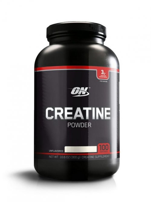 Creatine Powder Black Line (300g) - Optimum Nutrition