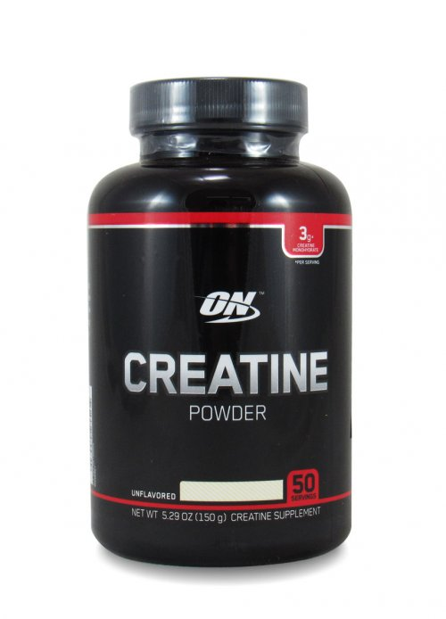 Creatina Importada Powder Black Line (150g) - Optimum Nutrition