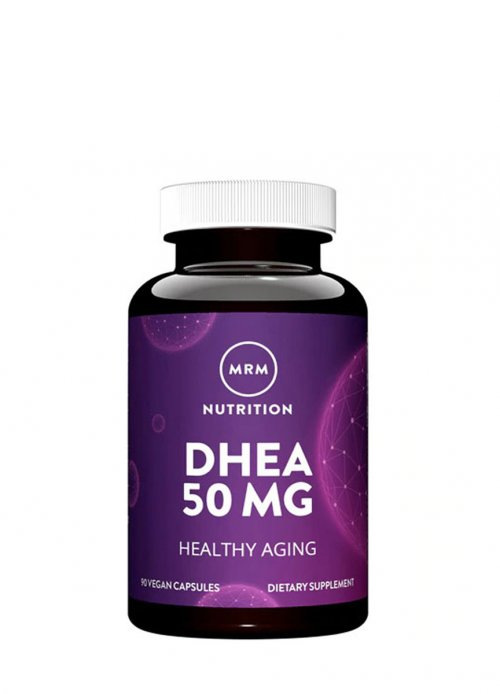 DHEA 50mg - 90 capsulas - MRM