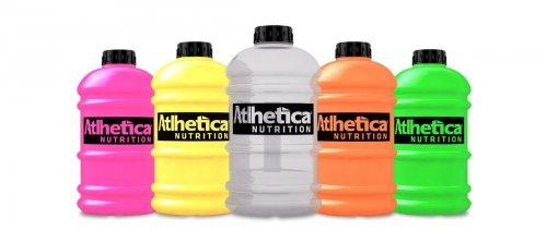 Galão Neon Colors (2,2 litros) - Atlhetica Nutrition Cerise