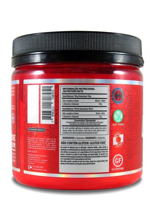 39aff1371 Glutamine isolates (300g) - integralmedica