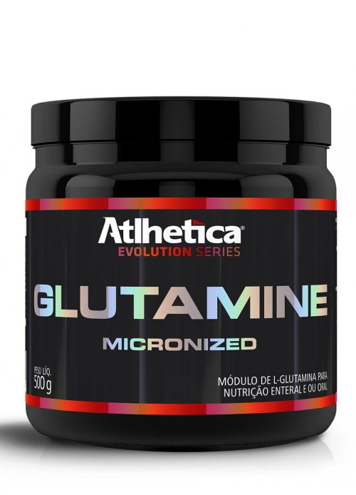 Glutamine Micronized (500g) - Athletica Evolution