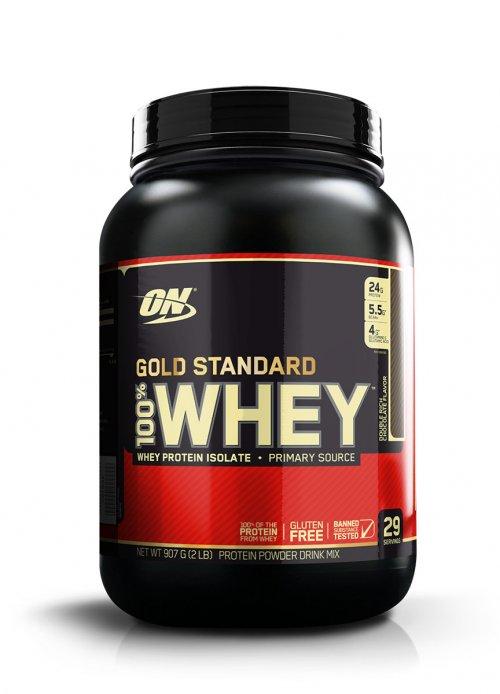 Gold Standard 100% Whey 2 lbs ( 909gr)