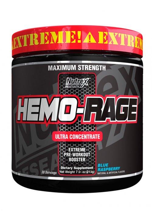 Hemo Rage Black Ultra Concentrado 30 doses Nutrex