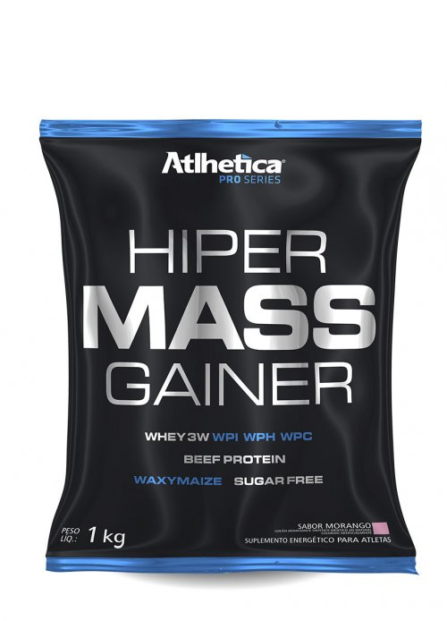 Hiper Mass Gainer (1kg) - Atlhetica Nutrition Pro Series