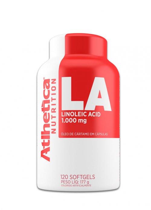 LA Linoleic Acid - 120 cápsulas