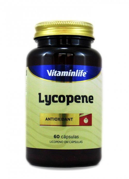 Lycopene 60 Cápsulas - Antioxidante - Vitaminlife