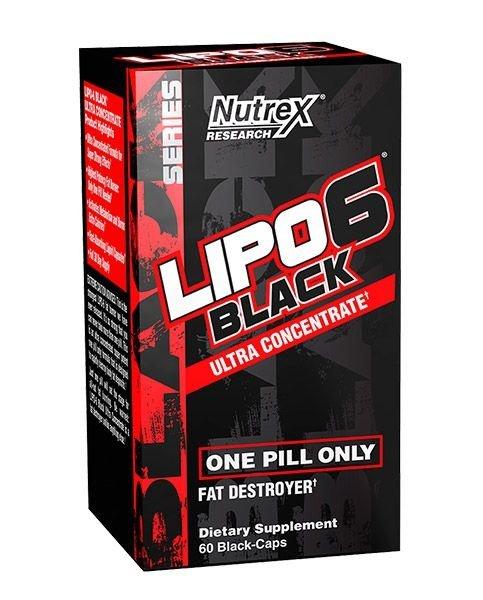Lipo 6 Ultra Concentrate 60 Cápsulas