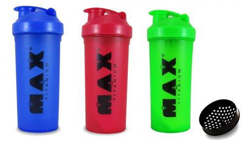 Coqueteleira Max Titanium - 700 ml