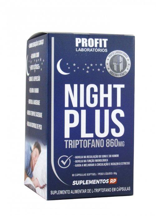 Night Plus 60 caps  - Profit Labs