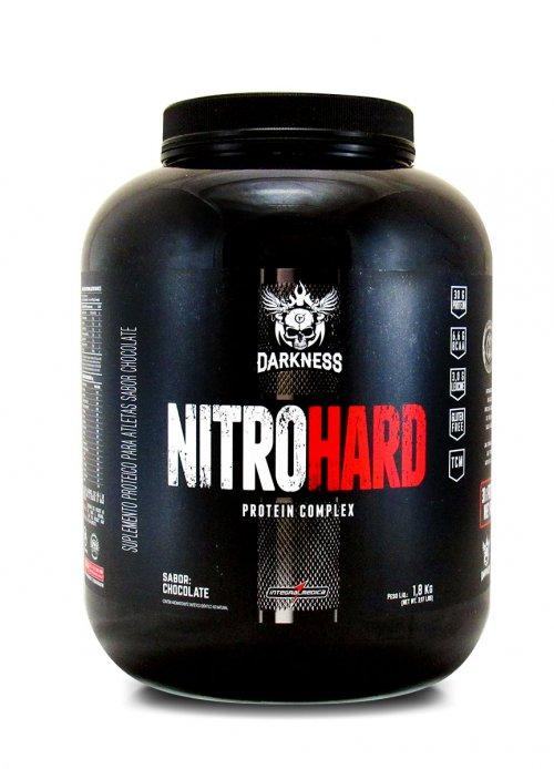 Nitro Hard (1,8kg )  WPI + WPC   Integralmedica