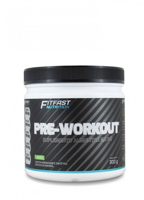 Pre-Workout Fit Fast 300g