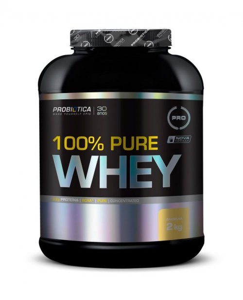 100% Pure Whey (2kg) - Probiótica