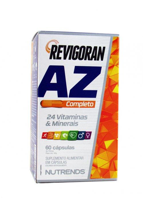 Multivitamínico A - Z  Revigoram 60 capsulas