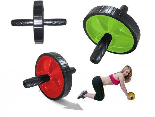 Rolo Roda Exercícios Abdominal Lombar Exercise Wheel
