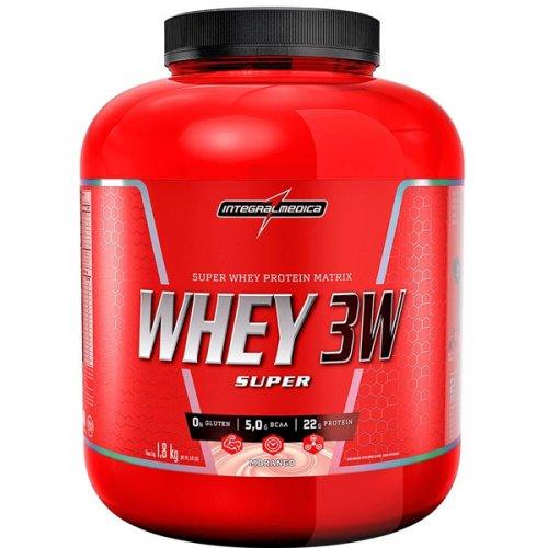 Whey 3 W integralmedica (1,8kg)