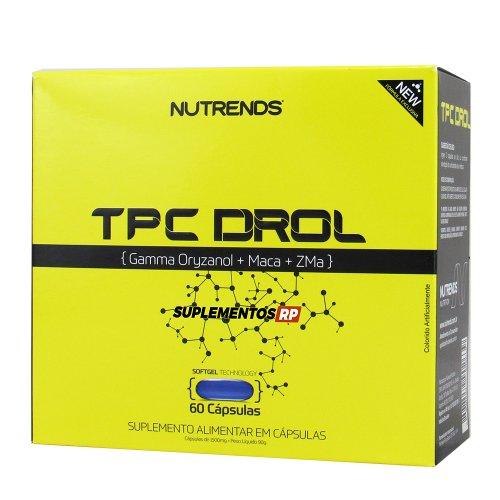TPC-Drol Precursor De Testosterona 60 Cápsulas