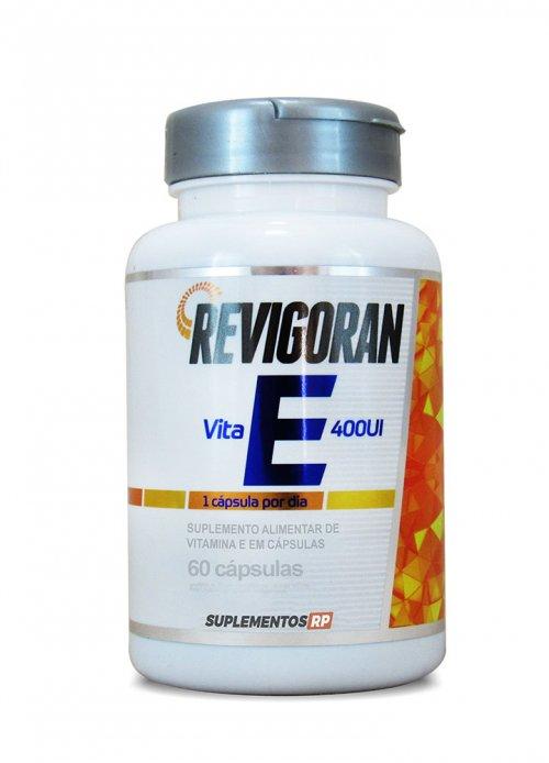 Vitamina E 400UI  (400mg) - 60 caps -  Nutrends