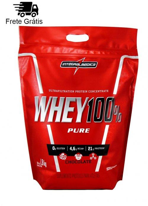 Whey 100% Pure (1,8kg) IntegralMedica