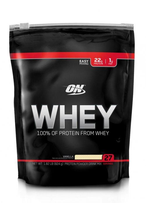 Whey ON refil - 837g - Optimum Nutrition