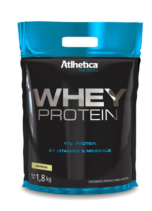 Whey Protein Concentrado 1,8 kg  Pro Series Athletica