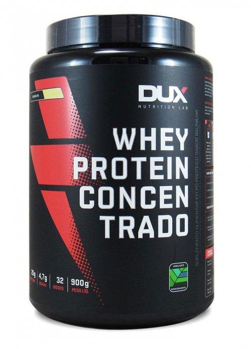 Whey Protein concentrado (900g) - Dux Nutrition Original
