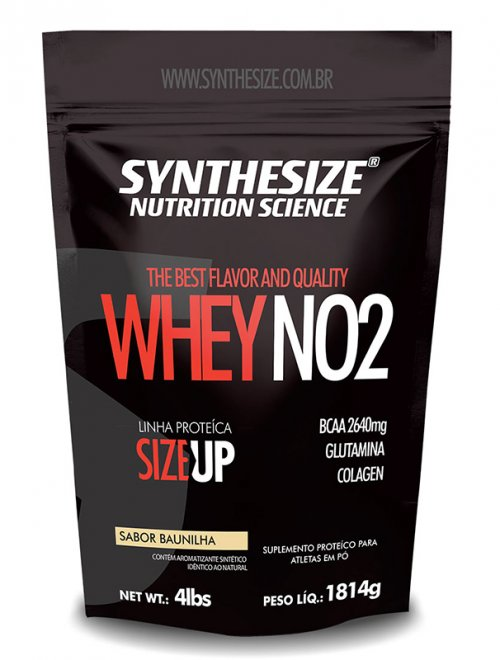 Size UP Whey NO2 Protein 1,8kg