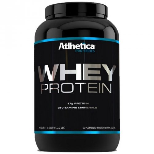 whey protein pro series athletica 1kg