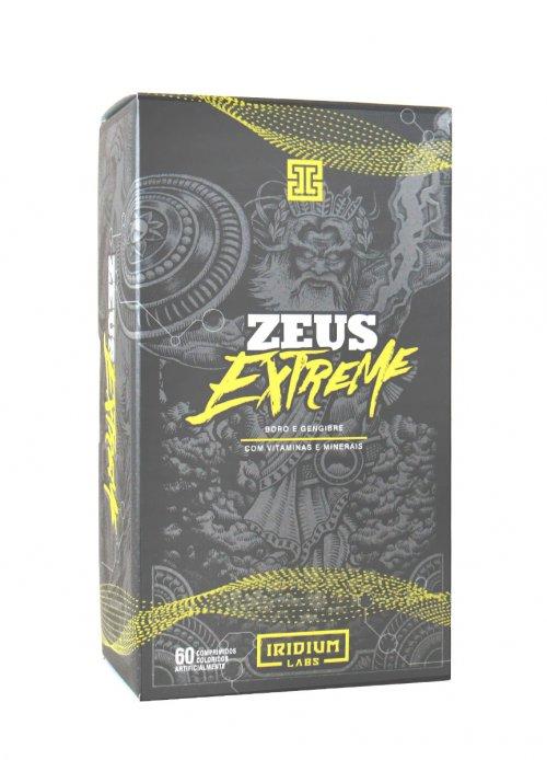 Zeus Extreme Pro Hormonal 60 Comprimidos - Iridium Labs