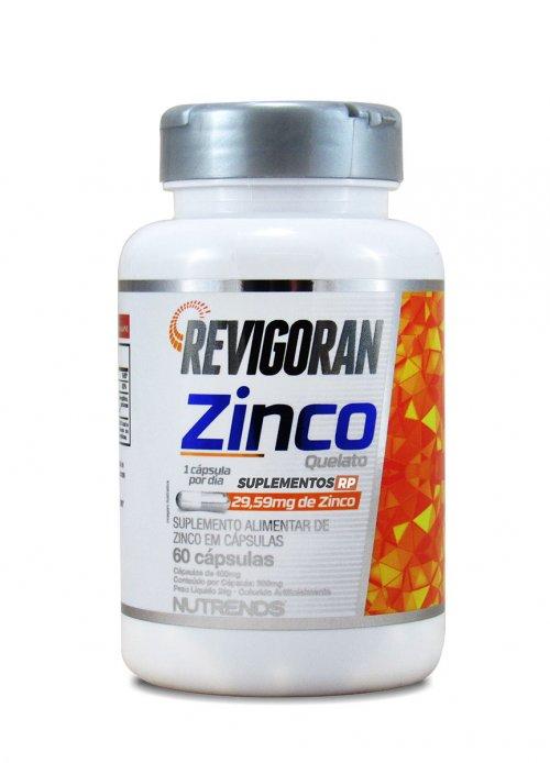 Zinco Quelato - Nutrends 60 cápsulas