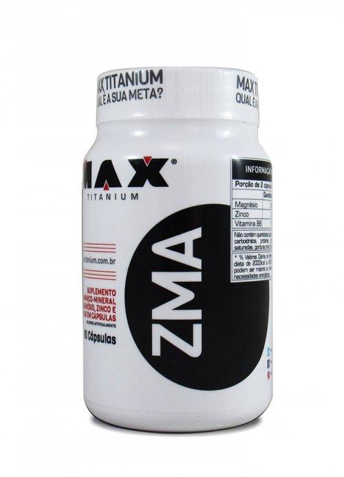 ZMA (90 CÁPSULAS)  Max Titanium
