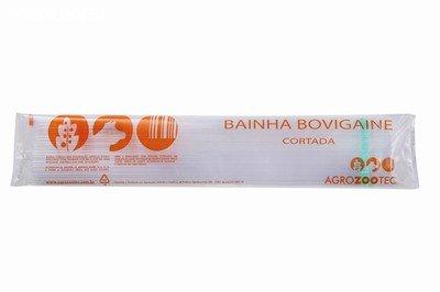 BAINHA PARA INSEMINAÇÃO DE BOVINOS BOVIGAINE UNIVERSAL CORTADA - 50 UNIDADES