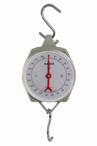 Balança com visor tipo Relógio 25Kg / Escala 100g