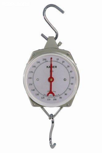 Balança com visor tipo Relógio 50Kg / Escala 200g