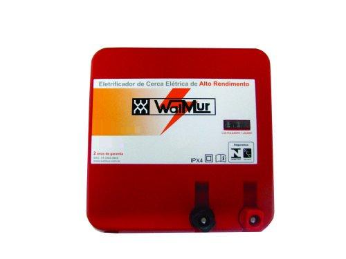 Eletrificador / Energizador de Cerca Elétrica Rural 0.3 J 127 V - R300- RE1