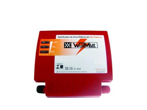 Eletrificador / Energizador de Cerca Elétrica Rural 4.5 J 110- 220 V - S4500 - BIV