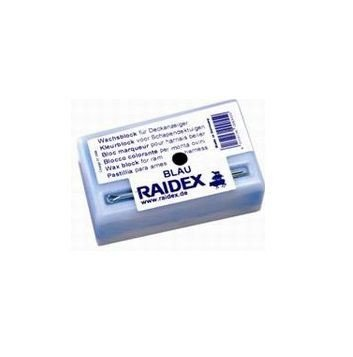 Tinta para buçal marcador para ovinos sólida / Azul - 4 unidades