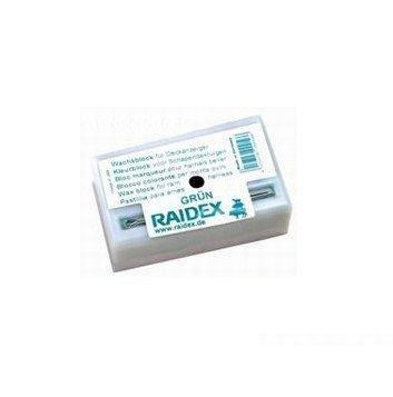Tinta para buçal marcador para ovinos sólida / Verde - 4 unidades