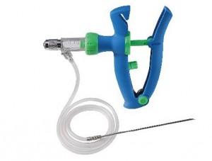 Vacinador com fluxo contínuo / Aplicador ou dosador Proxi 2ml Regulagem de 0,5ml a 2ml