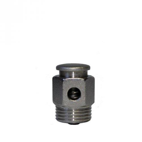Válvula mexicana tradicional em inox - 10 unidades