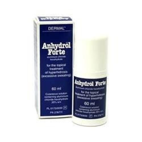 Anhydrol Forte 60Ml - Similar ao Driclor -