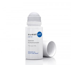 Sweat Off  0% de Alumínio - Desodorante 50 ml
